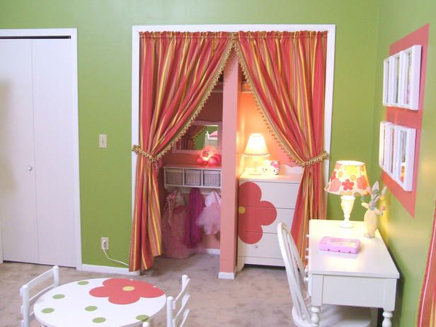 Whimsical Bedrooms For Toddlers Kid S Spaces Closet