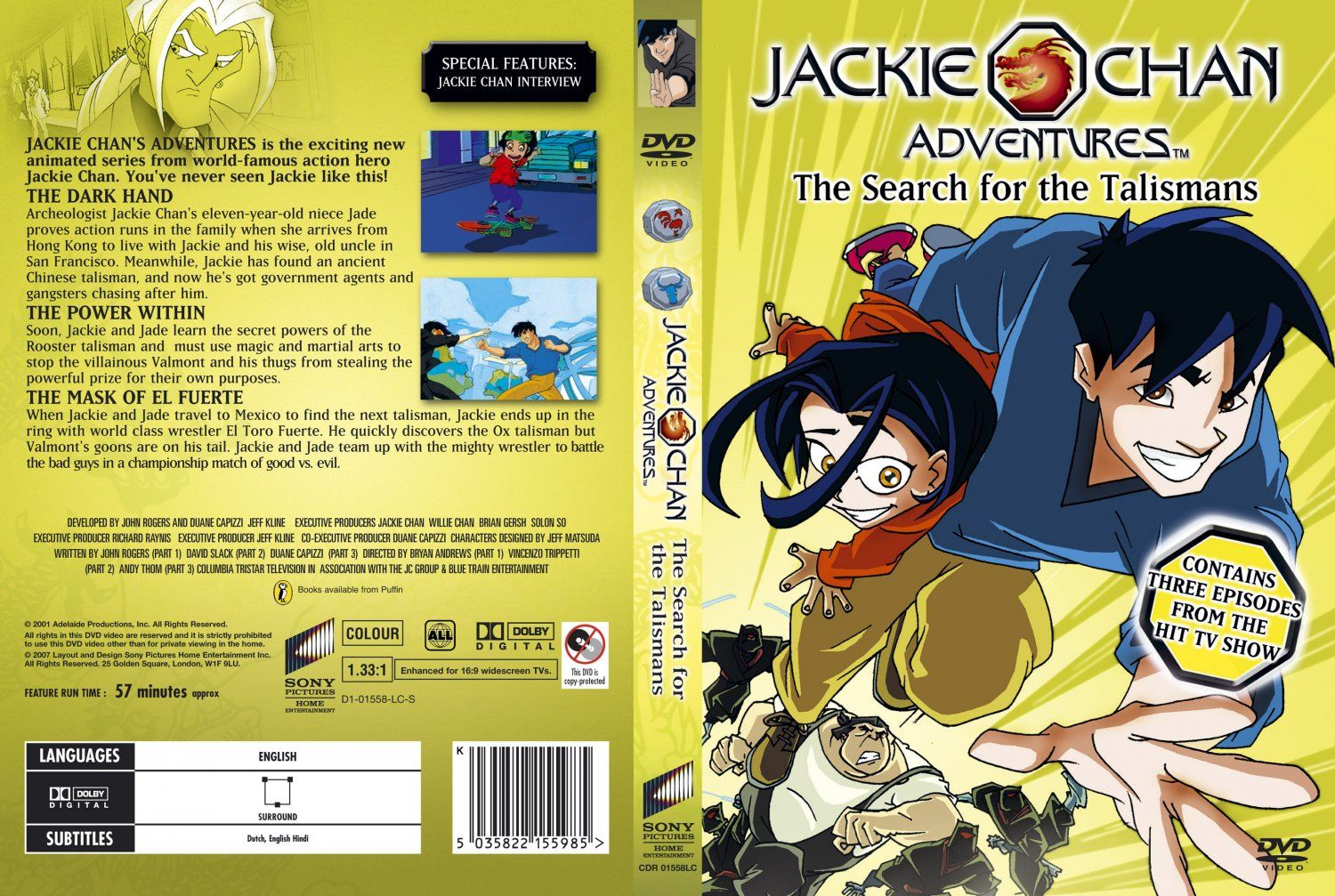 Jackie Chan Adventures Talismans | Find and follow posts ...
