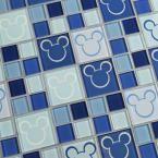 Disney Mickey Blue tile