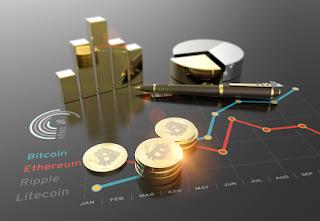 Bitcoin cryptocurrency exchange corporation stock
