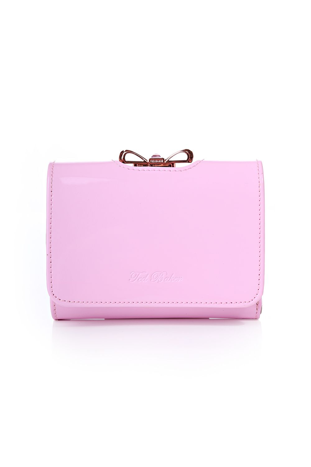 Ted Baker Temmey Small Crystal Bow Purse Dusky Pink Http Www