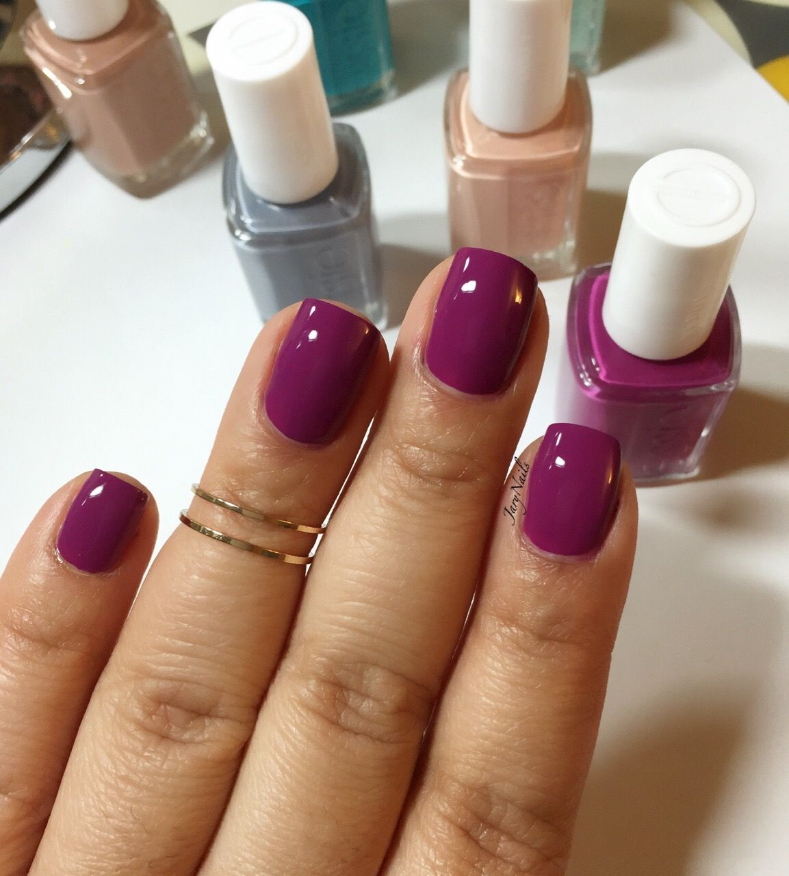 Essie Flowerista Spring 2015 Nails Beautiful Nail Polish