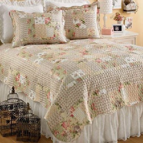 Vintage Collection Quilt Set Rosemary At Sears Com Home Decor