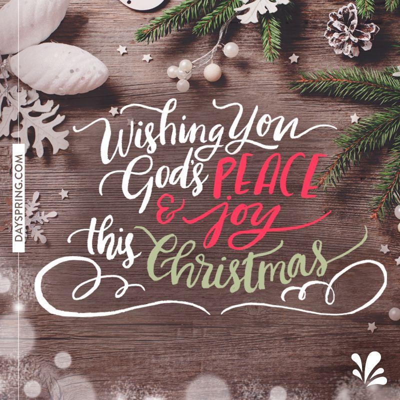 Peace Joy Ecards Dayspring Merry Christmas Jesus Merry Christmas Images Christmas Jesus
