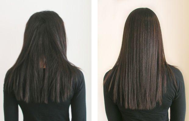 Yuko Hair Straightening Beforeandafter YUKO Before
