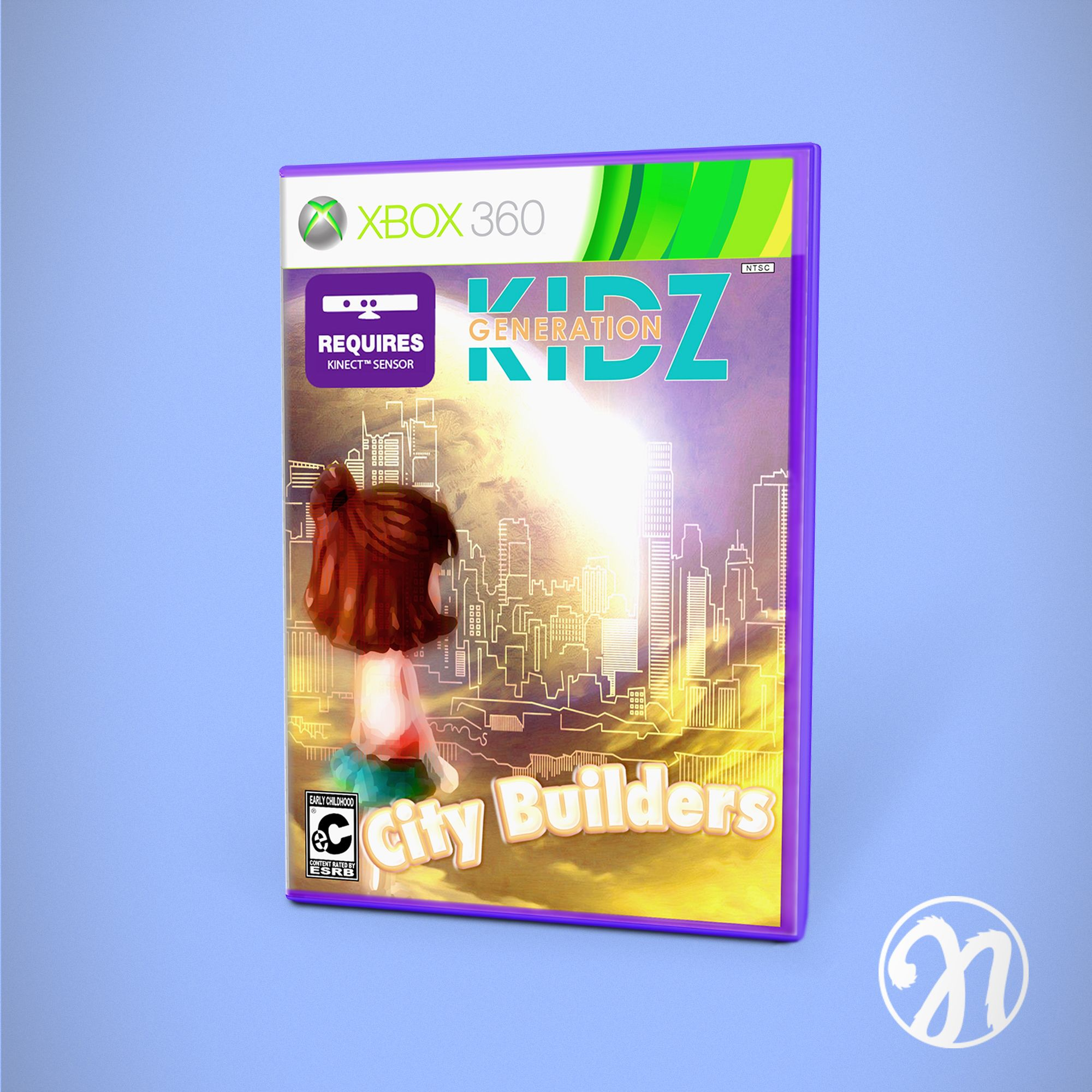 Educational Game made with Microsoft Kinect technology Design