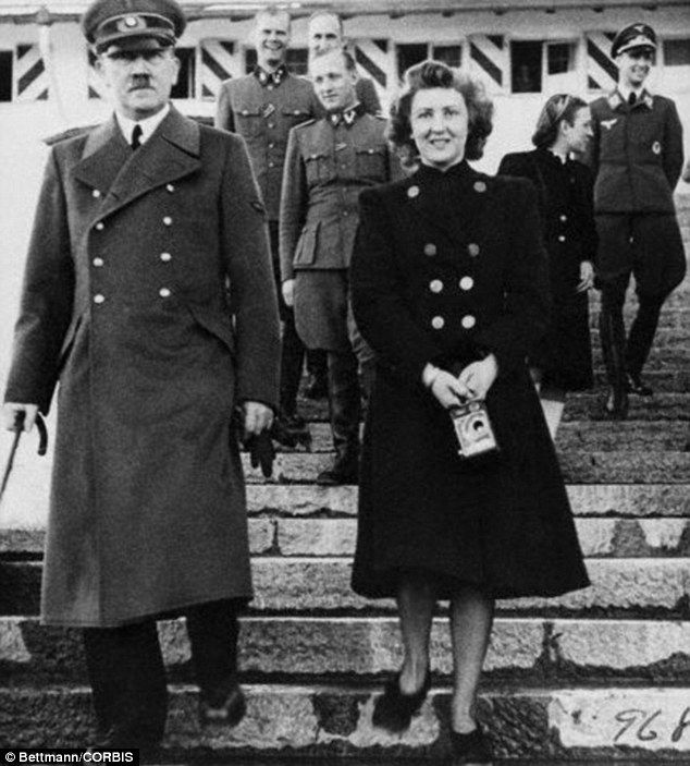 Conspiracy theories: Rumours have surrounded Hitler's death since April 30, 1945 - the day...