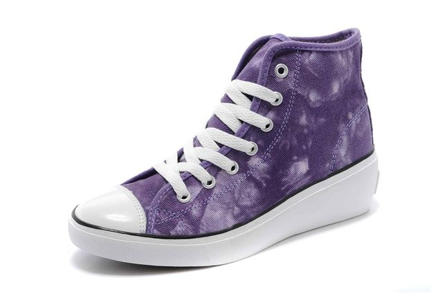 Converse All Star Shoes Elevator Tall Wedge Heel Vulcanized Purple 35 40 Id140602407 80 00 Canada Ofiicial In