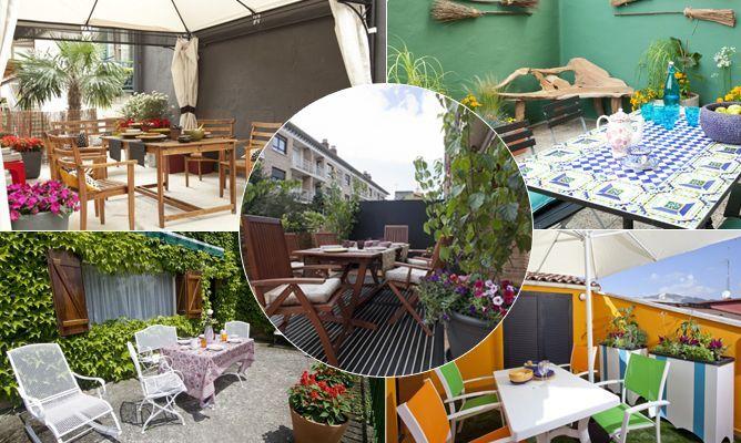 10 ideas para decorar una terraza terrazas ideas de - Como decorar una terraza ...