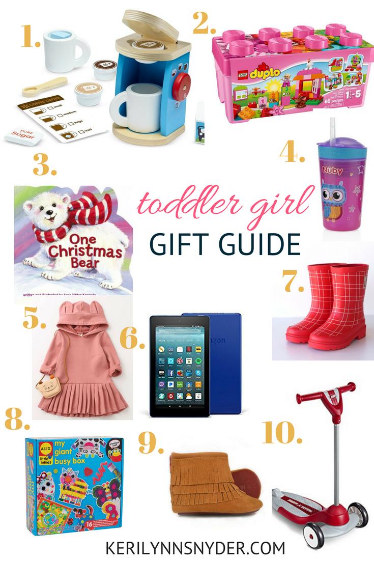 Toddler Girl Gift Guide Keri Lynn Snyder Toddler Girl Gifts Girls Gift Guide Christmas Gifts For Girlfriend