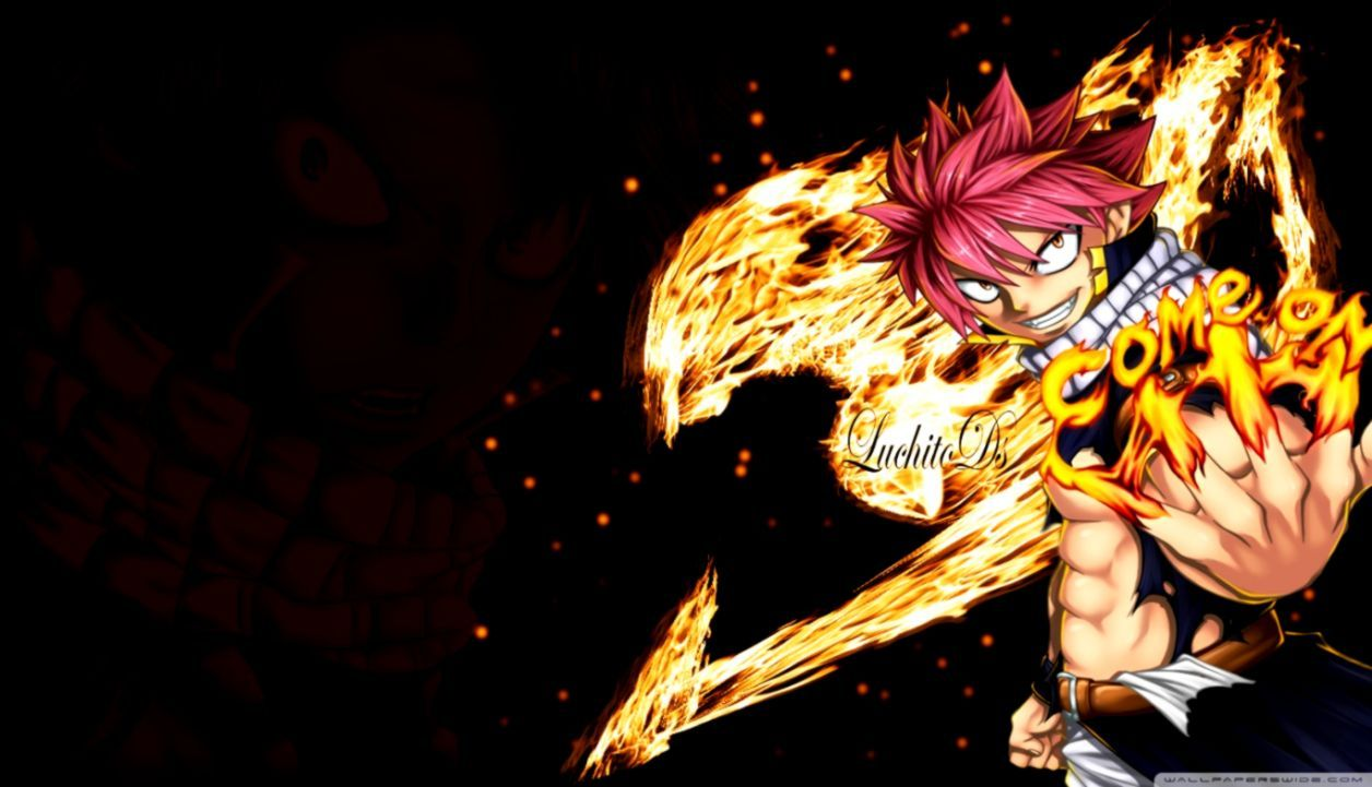 Download Wallpaper Anime Fairy Tail Hd Fairy Tail Hd Wallpaper