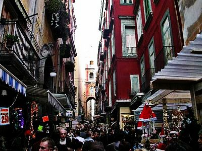 Little #Italy in NYC and #Naples have more in common than you think:   http://selectitaly.com/blog/italy-travel-destinations/tips-to-experience-the-best-of-naples/#