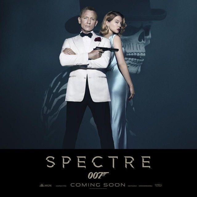 007 Contra Spectre Blog Helena Mattos James Bond Daniel Craig James Bond Filmes 007