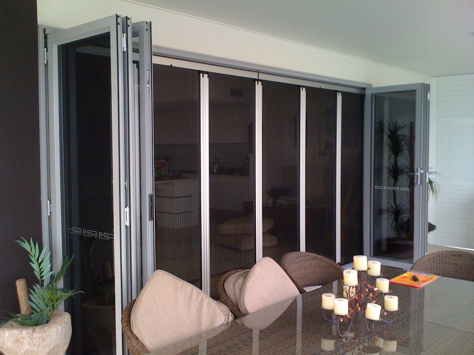 Etonnant Folding Patio Doors Insect Screen
