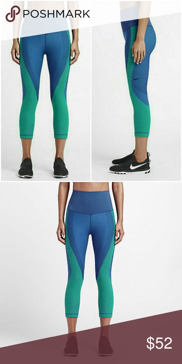 3d96af9073f1c Nike Power Flex Zoned Sculpt Dri Fit Leggings These leggings are brand new  with tags. Material: 51% Nylon 37% Polyester 12% Spandex Nike Pants Leggings