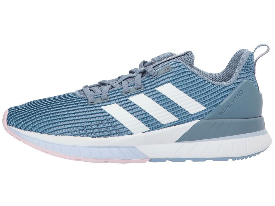 cd1c06c8865 adidas Running Questar TND Women s Running Shoes Raw Grey Footwear White Aero  Blue