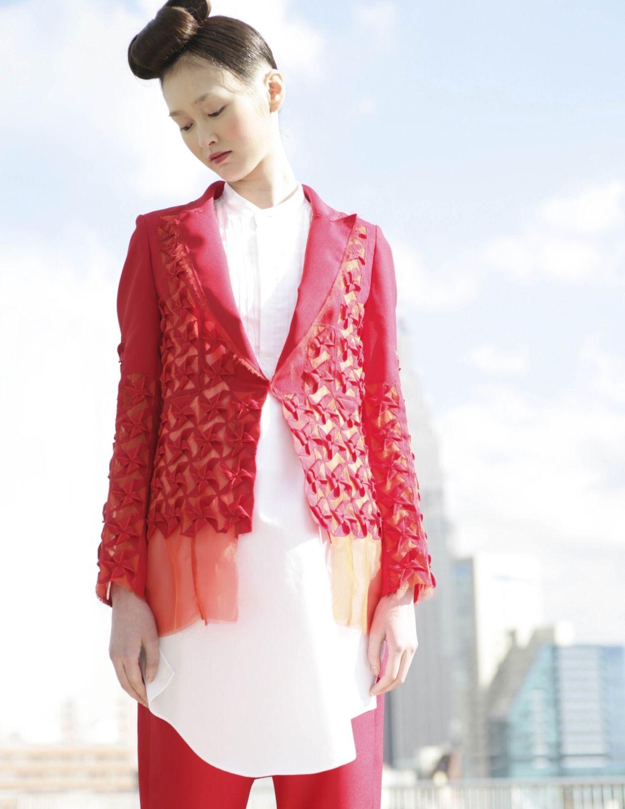 Ashlynn Park Fashion Designer Creative Patternmaker Windmill