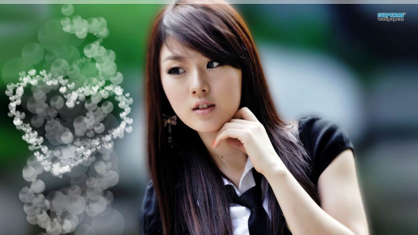 Korean sexy laptop wallpapers