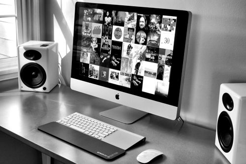 Apple Home OFfice Setup