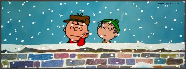 Pics For > Charlie Brown Thanksgiving Facebook Cover | winter ...