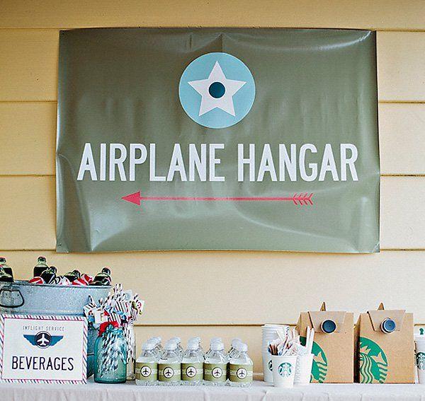 Festa Vintage de Avião