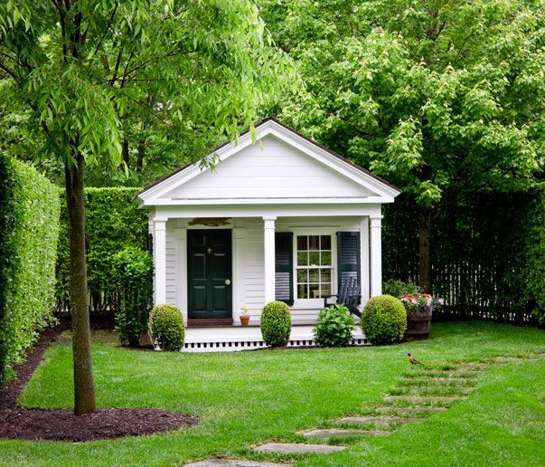 Small Backyard Guest House Plans: Backyard Guest Houses, Backyard Cottage