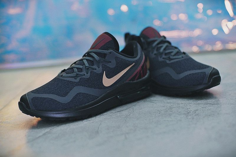 los angeles 199b8 898aa 2018 Factory Authentic Men Nike Air Max Fury Forest Black ...