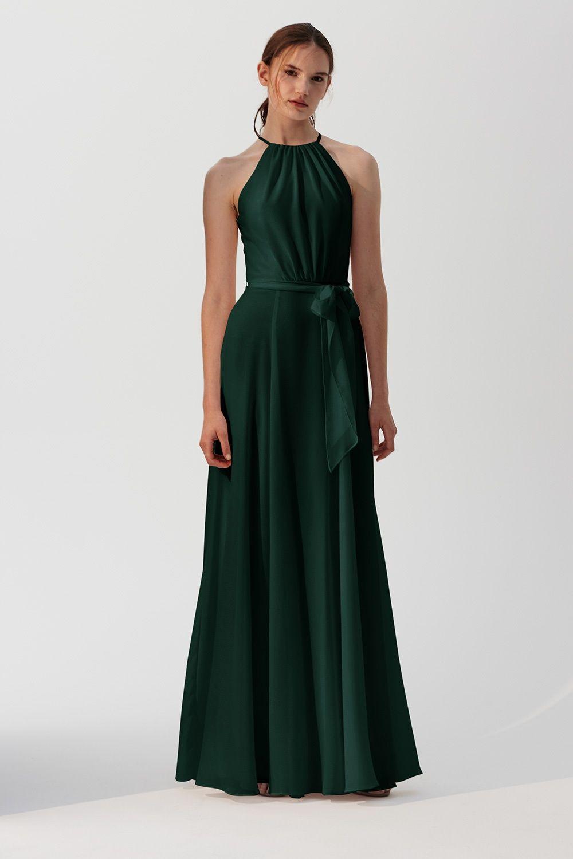 f822217cc585e Kyra - Amsale - Bridesmaids | Amsale | Entertained | Wedding ...