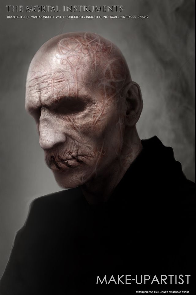Silent Brother Concept Design So Stinking Cool Looking The Mortal Instruments Cassandra Clare Books Shadow Hunters