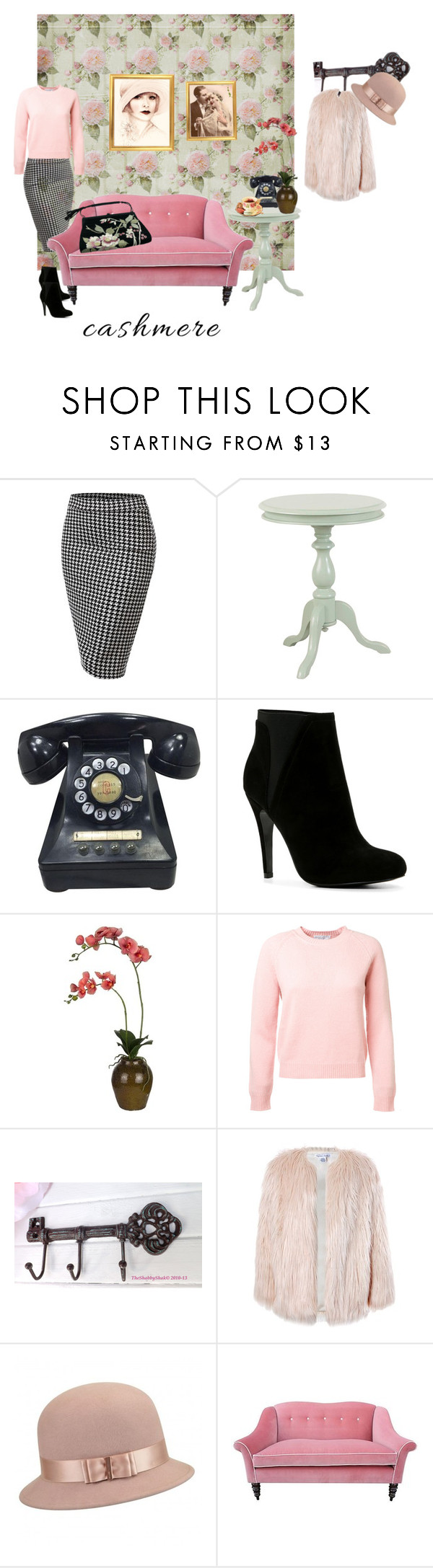 """""""Cashmere tea time"""" by eva-van-aardbei ❤ liked on Polyvore featuring ALDO, Sia, Sans Souci, Kim Salmela, Tom Ford, polyvoreeditorial and cashmere"""