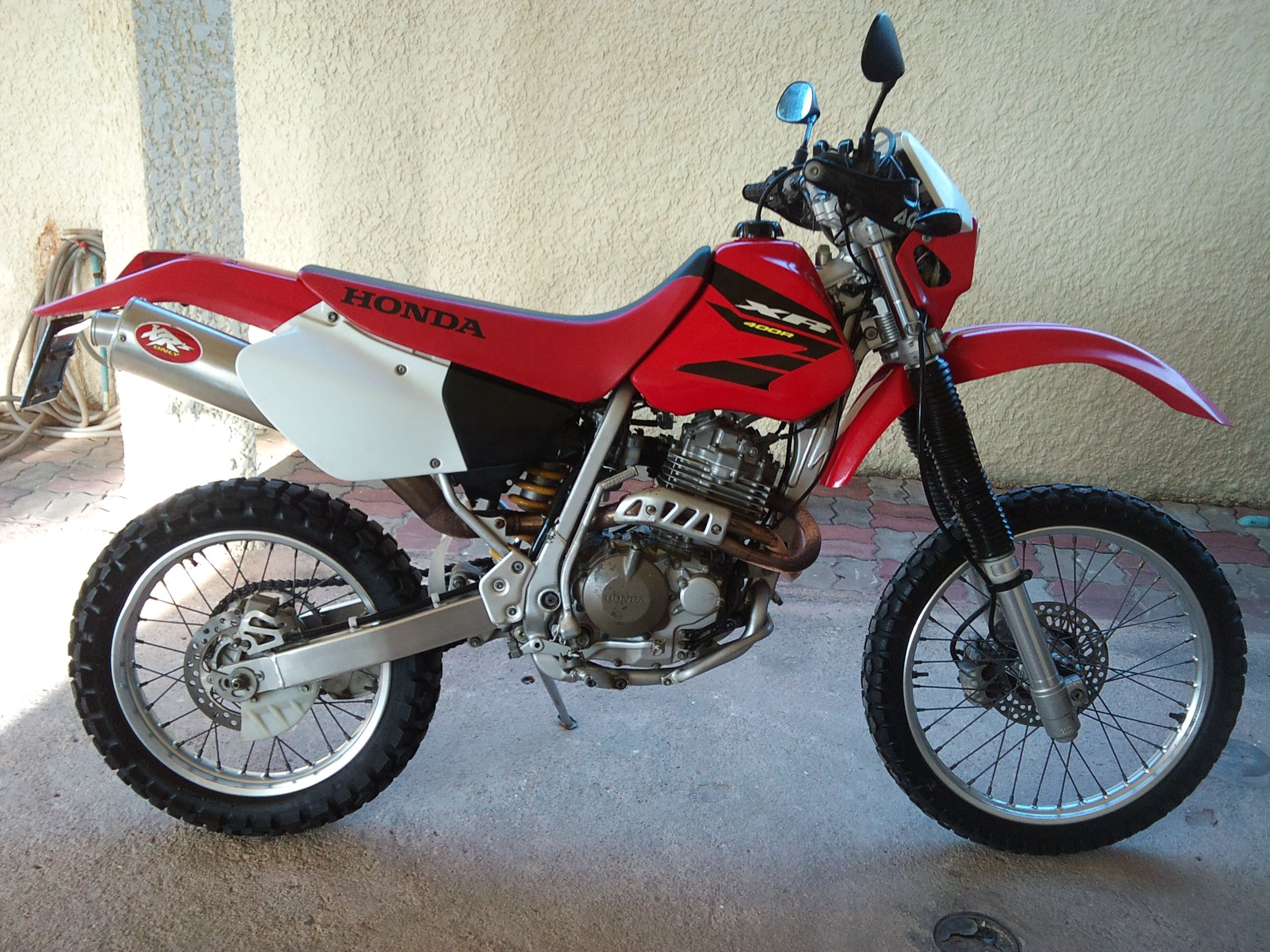 honda xr 400 r fotos de motos honda honda xr400 motorcycle. Black Bedroom Furniture Sets. Home Design Ideas