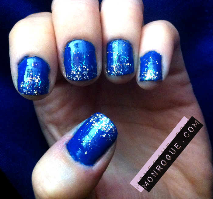 Nail designs blue glitter tipped nails monrogue this is erins nail designs blue glitter tipped nails monrogue this is erins favourite prinsesfo Images