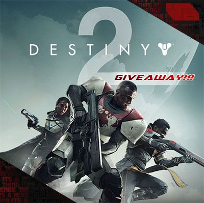 iTAGbacks Destiny 2 PC Pre-Order Code Giveaway!    sweepstakes IFTTT