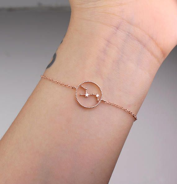 12 Constellation Infinity Love C Heart Pink Black Layered Bracelet Drop Shipping New Varieties Are Introduced One After Another Bracelets & Bangles