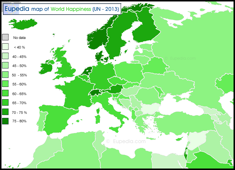 Map of world happiness index by country in europe inner nations cultural political maps of europe europe guide eupedia gumiabroncs Gallery