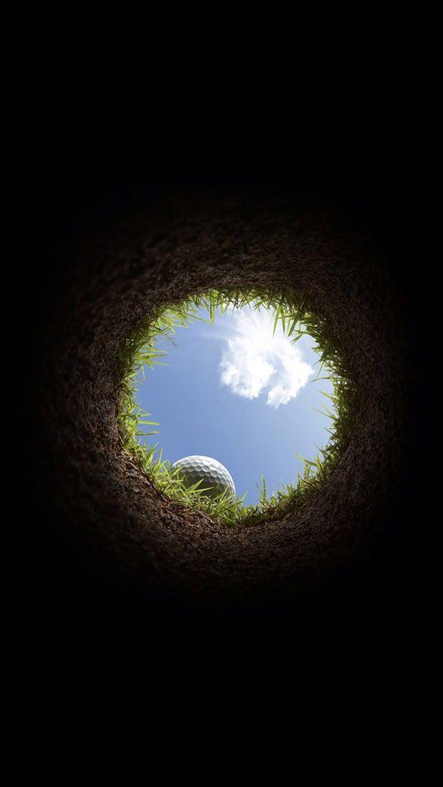 Golf! The iPhone #iOS7 #Retina #Wallpaper I like! | iPhone Wallpaper ...