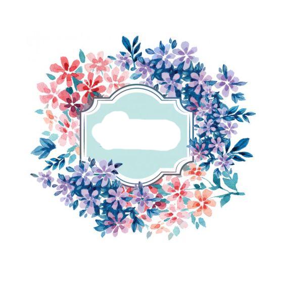 10 Corona de flores png