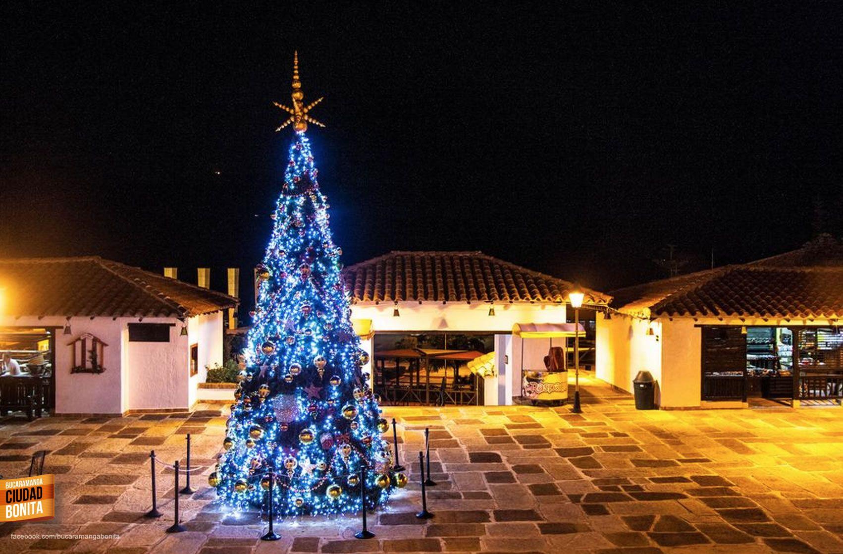 #NavidadBUC Panachi se viste de luces y se llena de esperanza en esta época decembrina. Gracias @panachioficial por la foto.