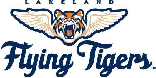 size 40 d4136 355af Lakeland Flying Tigers Logo - Chris Creamer s Sports Logos Page -  SportsLogos.Net