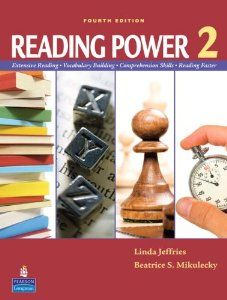 Reading Power 2 Student Book 4th Edition Teacher Resources See Esl Textbook Companion Website List O Reading Vocabulary Pearson Education Reading Fluency