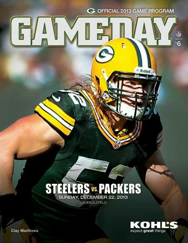 Game program cover