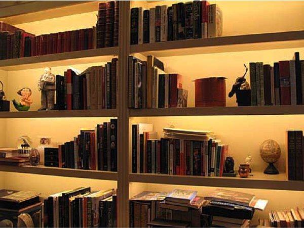 Get creative and try illuminating your shelving with warm led strip get creative and try illuminating your shelving with warm led strip lights http mozeypictures Image collections