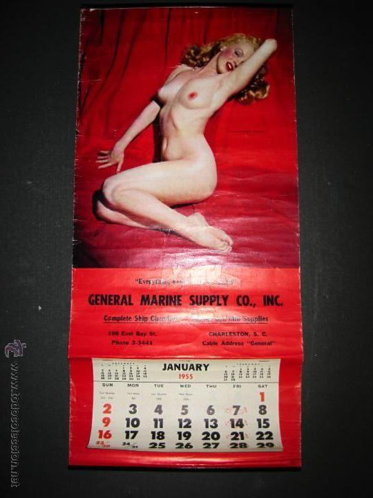 Resultado de imagen para El calendario de Marilyn