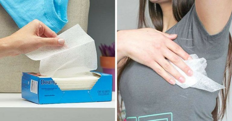 how to use dryer sheets for other things