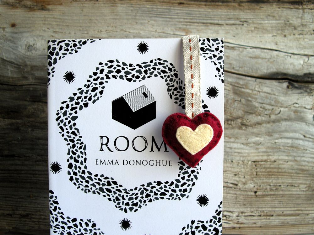 Books and bookmarks books bookmarks room emma donoghue