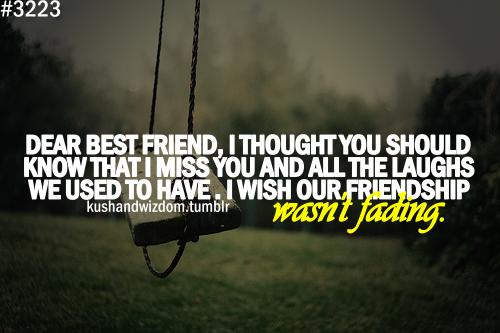 Yep. Pretty Much. Dear Best FriendBest Friend QuotesBest ...