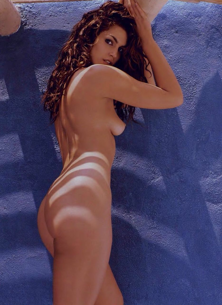 free naked cindy crawford playboy