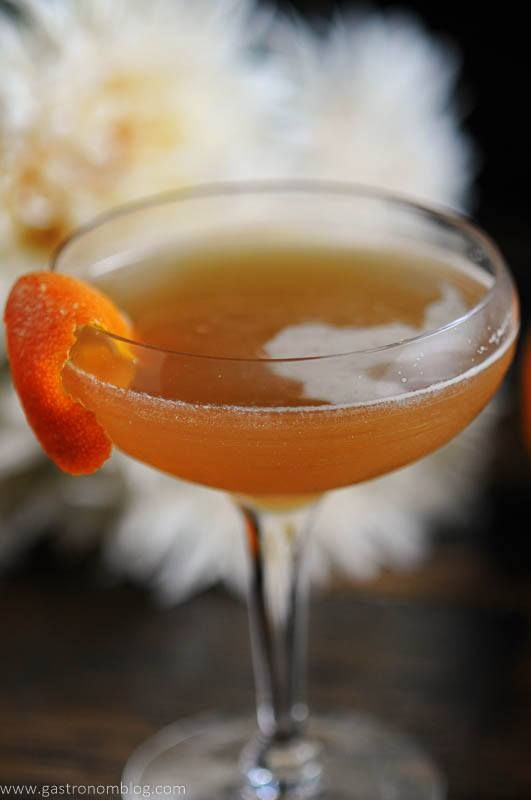 Photo of The Scofflaw Cocktail – A Prohibition Classic | Gastronom Cocktails