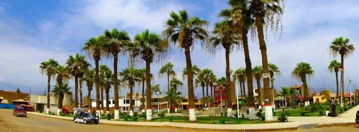 Plaza de Armas of Chincha, Ica~Perú
