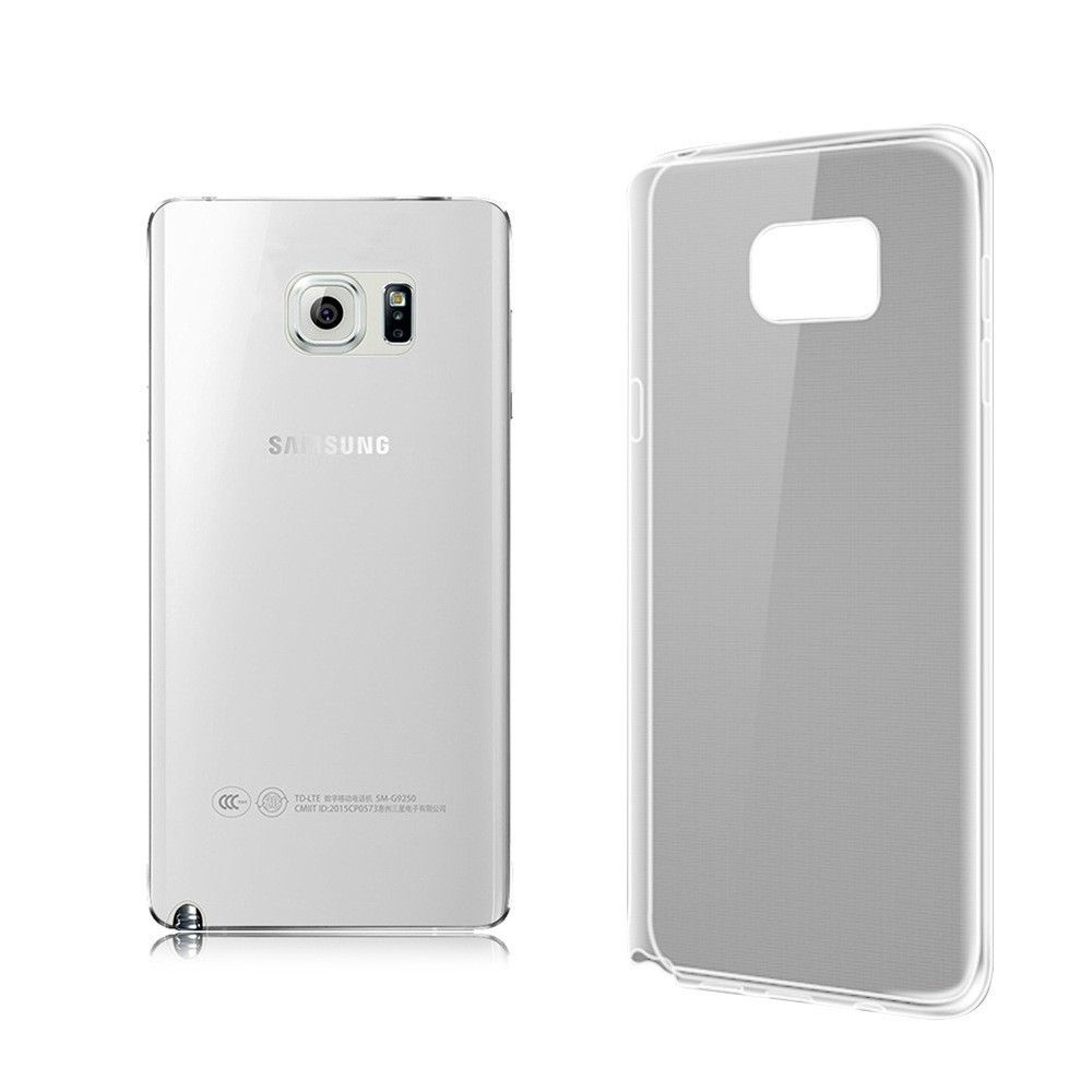 Nordic Gelskin TPU skal Galaxy S6 transparent 3275ef62b0324